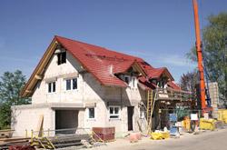 Baufinanzierung von Interhyp