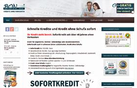 Bon Kredit aus der Schweiz